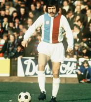 The man with the moustache: Don Rogers in his Crystal Palace days