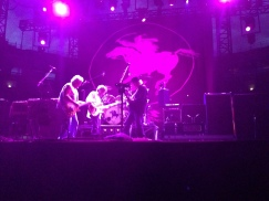 Neil, Billy and Poncho jamming like teenagers