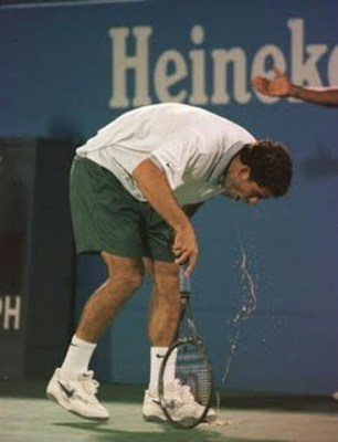 my love of pete sampras the american tennis sensation Pete sampras on tennis  but i love the dog eat dog nature of tennis it`s real, it`s brutal and there`s no hiding place - it's like a one to one street fight.