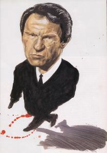 Harvey Keitel by George Taylor, 1999