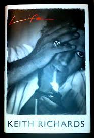 Keith Richards Life cover
