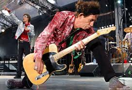Keith Richards being Keith Richards