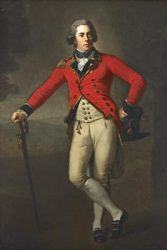 7th Earl of Elgin by Anton Graff around 1788, before his looting of the Parthenon began