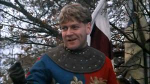 Kenneth Branagh's Henry fires up his troops