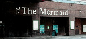 The Mermaid Theatre in Blackfriars: the first theatre to be built in the City of London since the 17th century