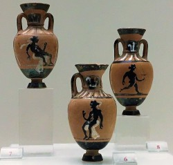 Ancient pots