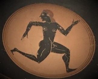 Ancient runner