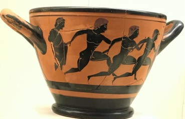 Ancient runners